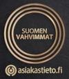 Suomen Asiakastieto Oy on myöntänyt Suomen Vahvimmat -sertifikaatin FysioJabetsu-verkkokauppaa ylläpitävälle Jabetsu Oy:lle.